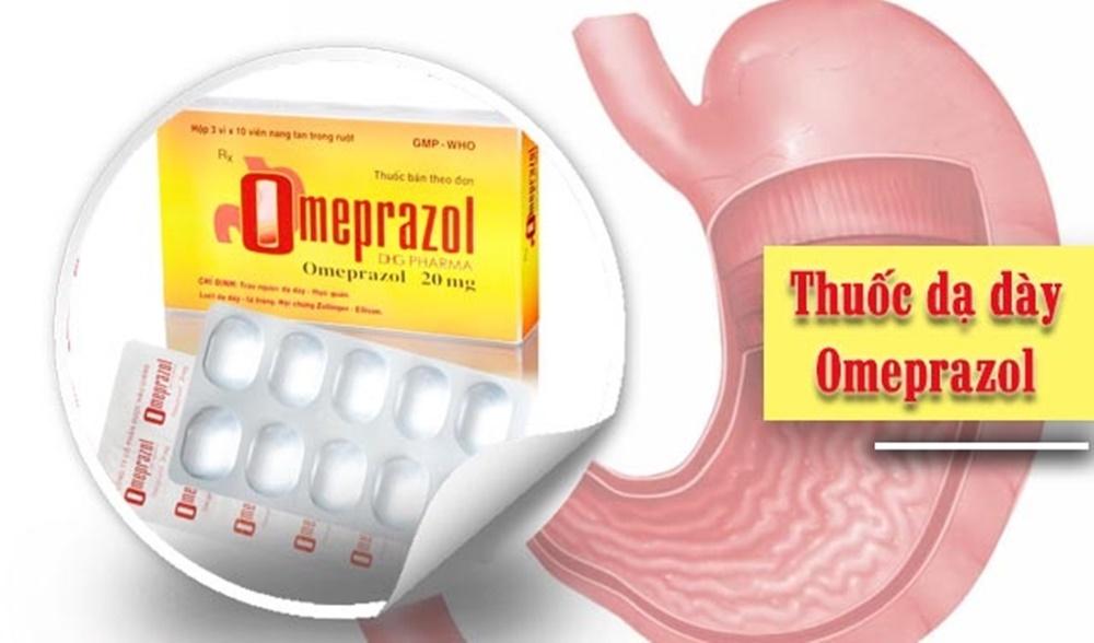 Thuốc Omeprazol 20mg có thành phần và công dụng như thế nào?