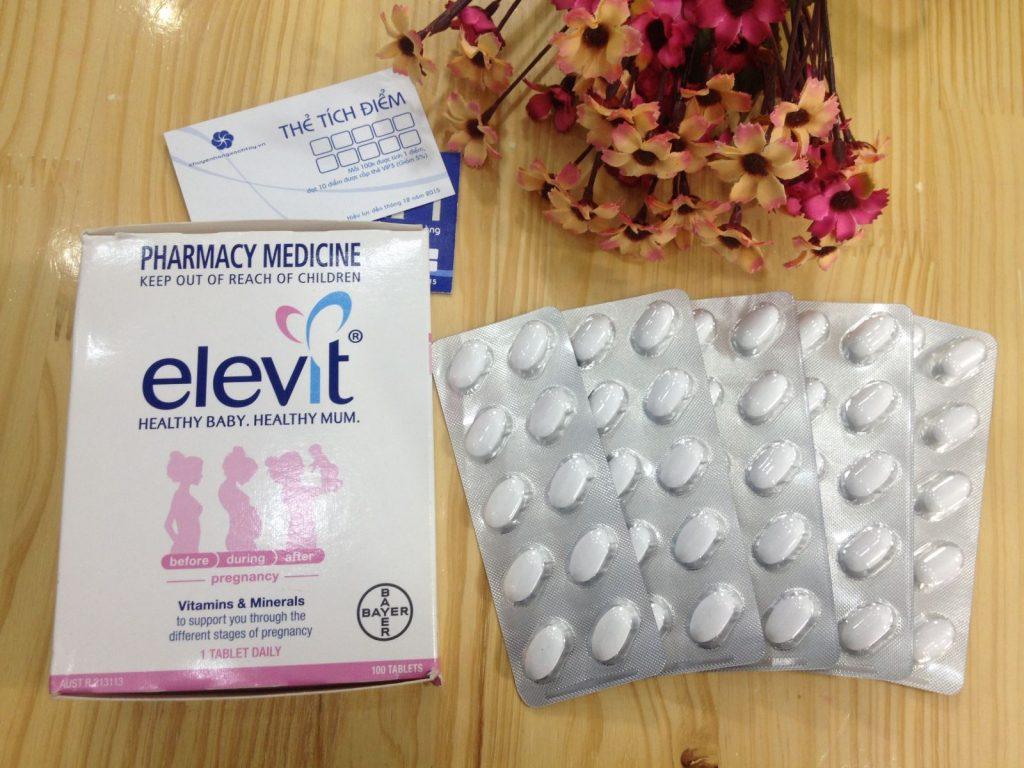 Cách nhận biết thuốc Elevit thật như thế nào?