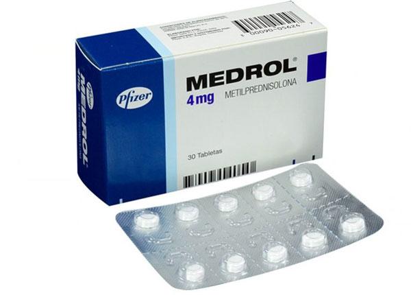 Thuốc Medrol 16mg là thuốc gì?