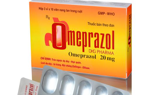 Cách sử dụng thuốc Omeprazol 20mg như thế nào?