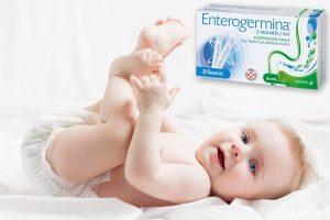 Thuốc enterogermina đung được cho trẻ sơ sinh