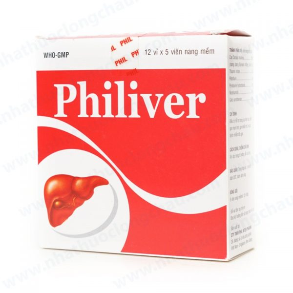 Thuốc Philiver