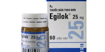 Thuốc Egilok