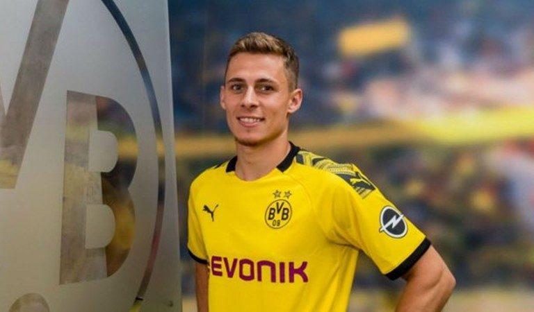 Đội hình tiêu biểu lượt đi Bundesliga mùa giải 2018-2019: Borussia Dortmund chiếm ưu thế