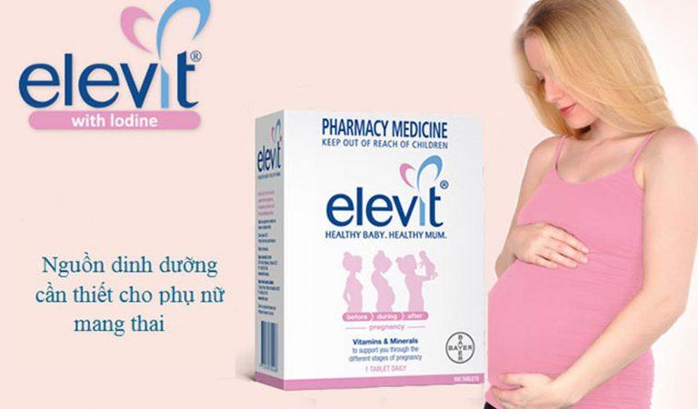 So sánh thuốc Elevit Pháp Và Nga có gì giống và khác nhau
