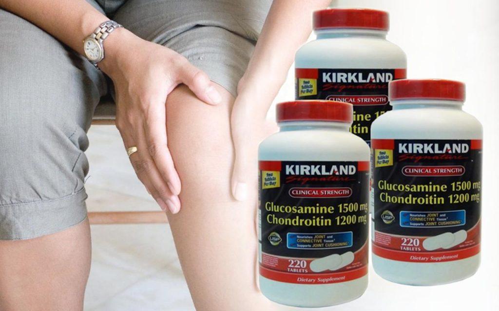 Thuốc Glucosamine là gì? Công dụng, liều dùng