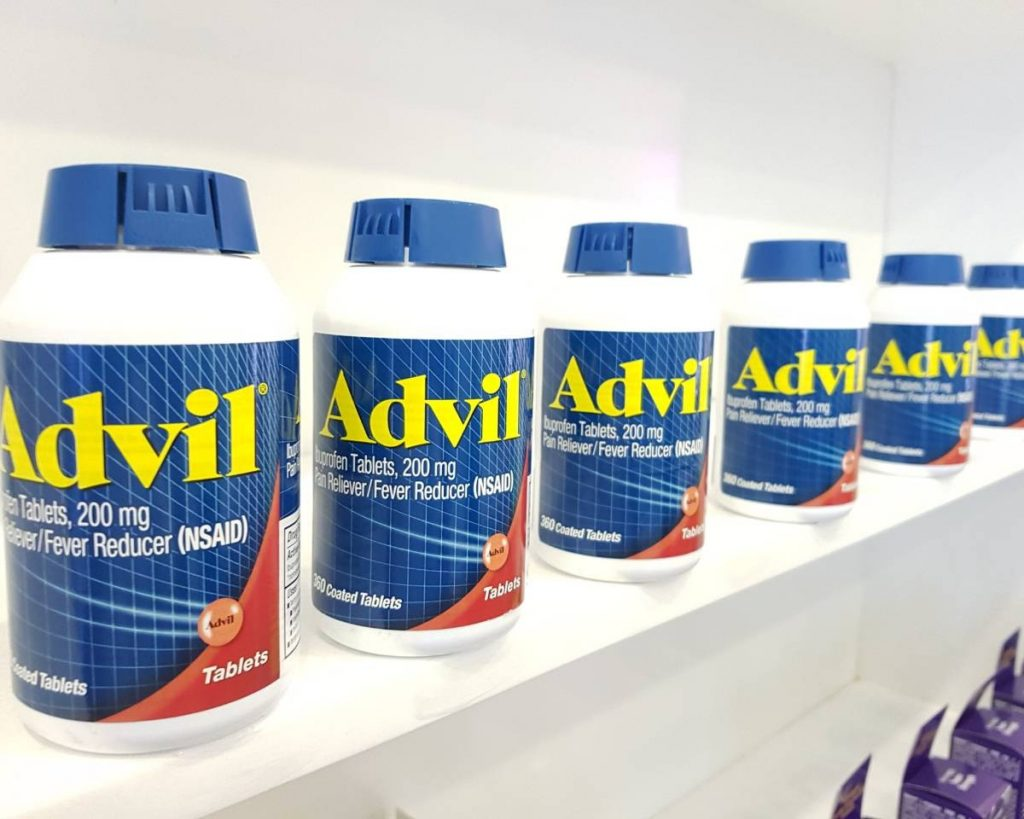 Thuốc Advil 200mg: công dụng,liều dùng hiệu quả